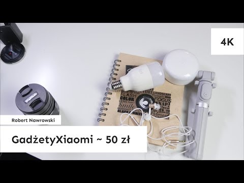 Gadżety Xiaomi za ok 50 zł | Robert Nawrowski