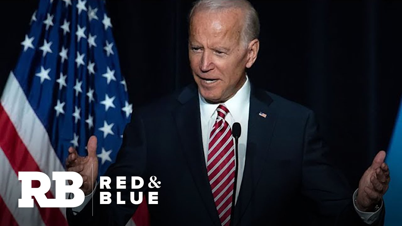 Joe Biden Begins Taking Money for a 2020 Presidential Campaign