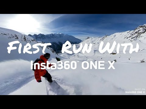 Product Spotlight: Insta360 ONE X Video Camera