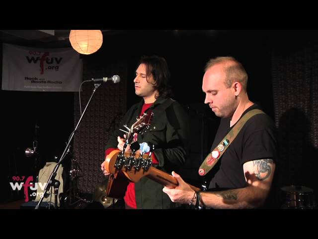 "Jeremiah Birnbaum - ""Lend You A Hand"" (Live at WFUV)"