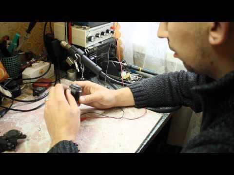 Схема натяжения ремня генератора форд фокус 1