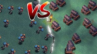 I CAN'T BELIEVE IT WORKS!! | WHO CAN TROLL BETTER!?! |Clash of Clans