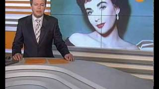 Скончалась актриса Элизабет Тейлор