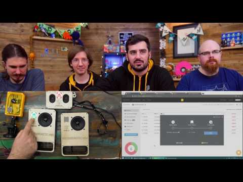 Bilge Tank 078 - Resin.io talking deployment, containers and beatboxes.