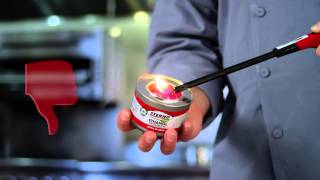 Sterno Chafing Fuel Safety Tips Mp3
