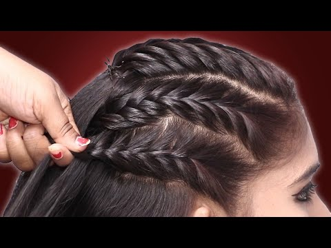 Fish Braid Hairstyle For Girls || Hair Style Girl || Fish Braids || Fish Braid Hairstyle