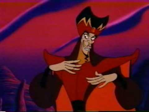 The Return of Jafar Youre Only Second Rate