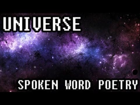 Universe - Andrew VanDeGrift (Spoken Word Poetry)