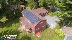 Solar Installation in Erieville, NY