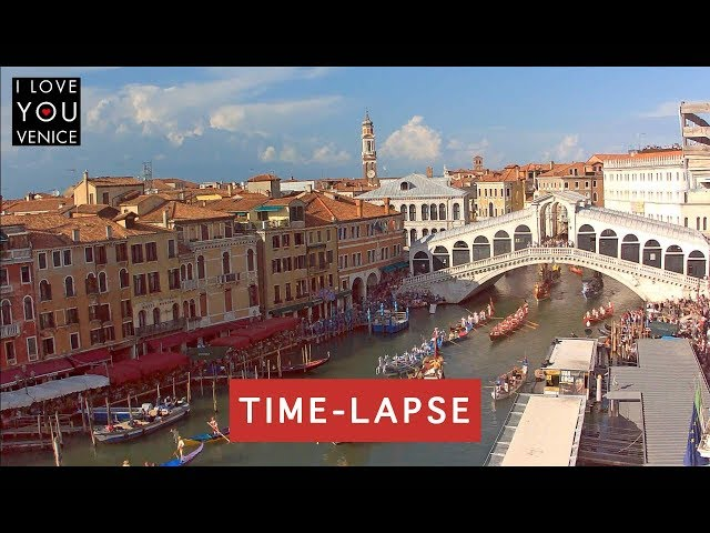 Regata Storica Timelapse - Venice in Motion