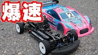 チームヨコモ森田、勝利への猛追⁉【2019全日本電動ツーリングカー選手権】ラジコン