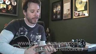 7 Things by Miley Cyrus - Guitar Lessons Acoustic Beginners songs 7 seven things cover chords