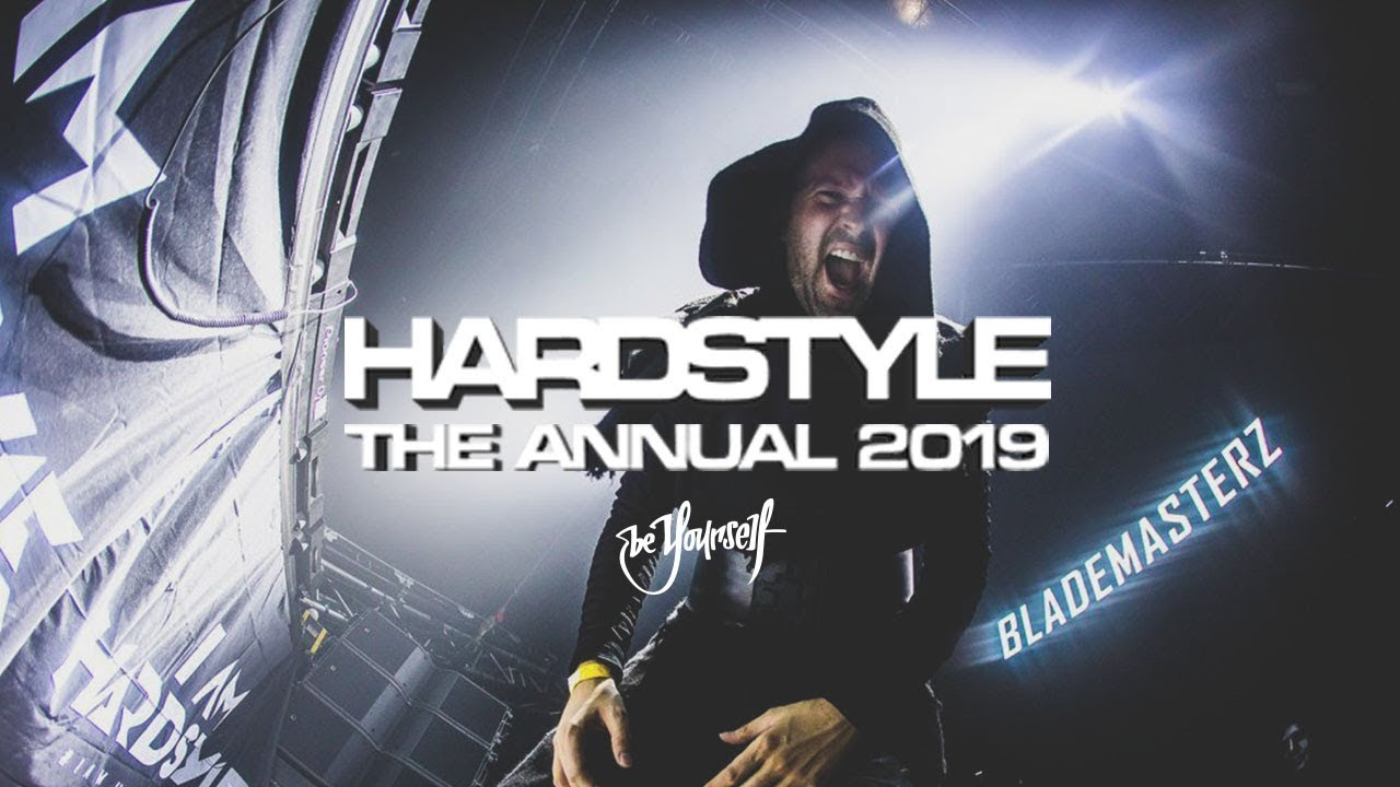 Hardstyle The Annual 2019 Megamix - YouTube