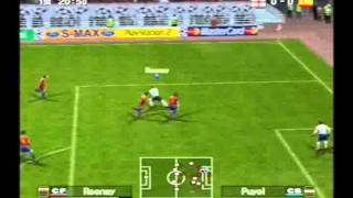 Winning eleven 10 GAMEPLAY PS2