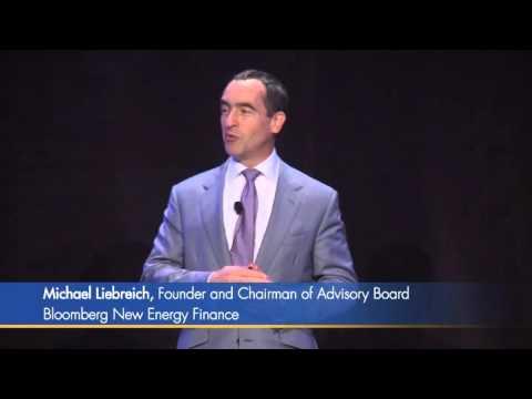 California ISO Symposium 2015 Keynote - Michael Liebriech