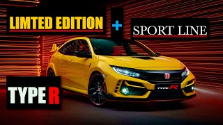 homepage tile video photo for 2020 Honda Civic Type R Limited Edition and Sport Line Revealed: Fastest Ever Type R - Inside Lane