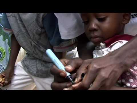 UNICEF: Vaccinating 85 million West and Central African children against polio