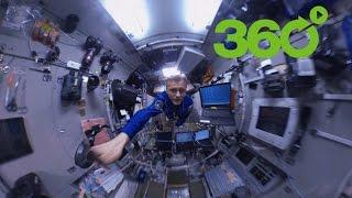 ¿Cómo fueron los inicios de la EEI?: un paseo en 360º por los primeros módulos de la estación