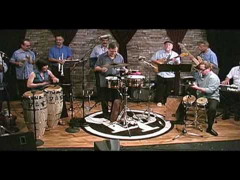 Blue Mambo Performs in the LP Studio