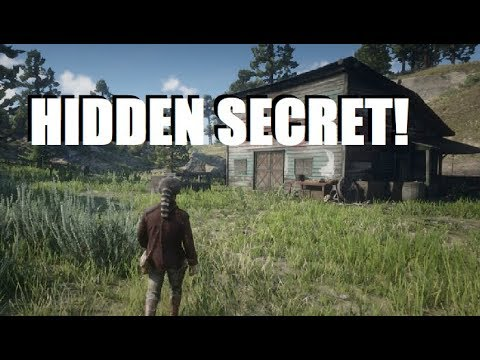 Unknown Secret Found and Ancient Art SOLVED in Red Dead Redemption 2! thumbnail