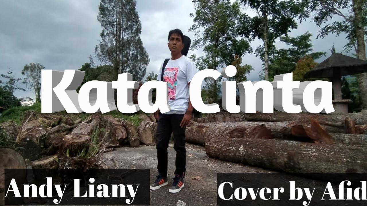 Kata Cinta Andy Liany Cover By Afid Youtube