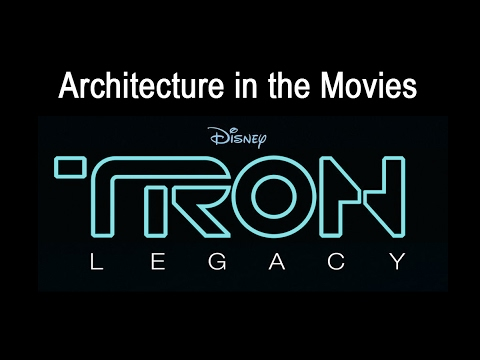Architecture in the Movies | Tron Legacy
