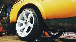 Собрали колеса для Нивы с V8. Проблемы с Буханкой на премьере Форсаж 8