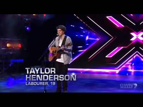Taylor Henderson - The X Factor Australia 2013 [FULL]