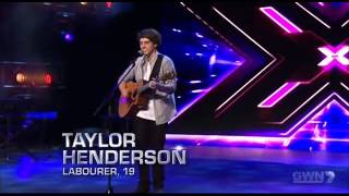 Repeat youtube video Taylor Henderson - The X Factor Australia 2013 [FULL]