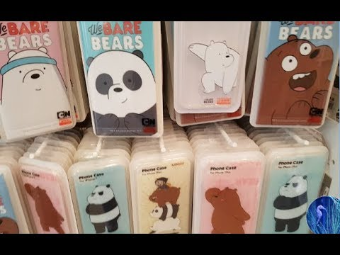 new concept 1f731 8b682 We Bare Bears at Miniso!