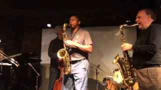 Branford Marsalis - Tony Lakatos -  Lester Leaps In