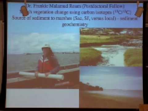 California Colloquium on Water - B. Lynn Ingram