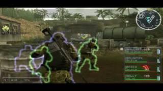 SOCOM U S Navy SEALs Tactical Strike walkthrough mission 3