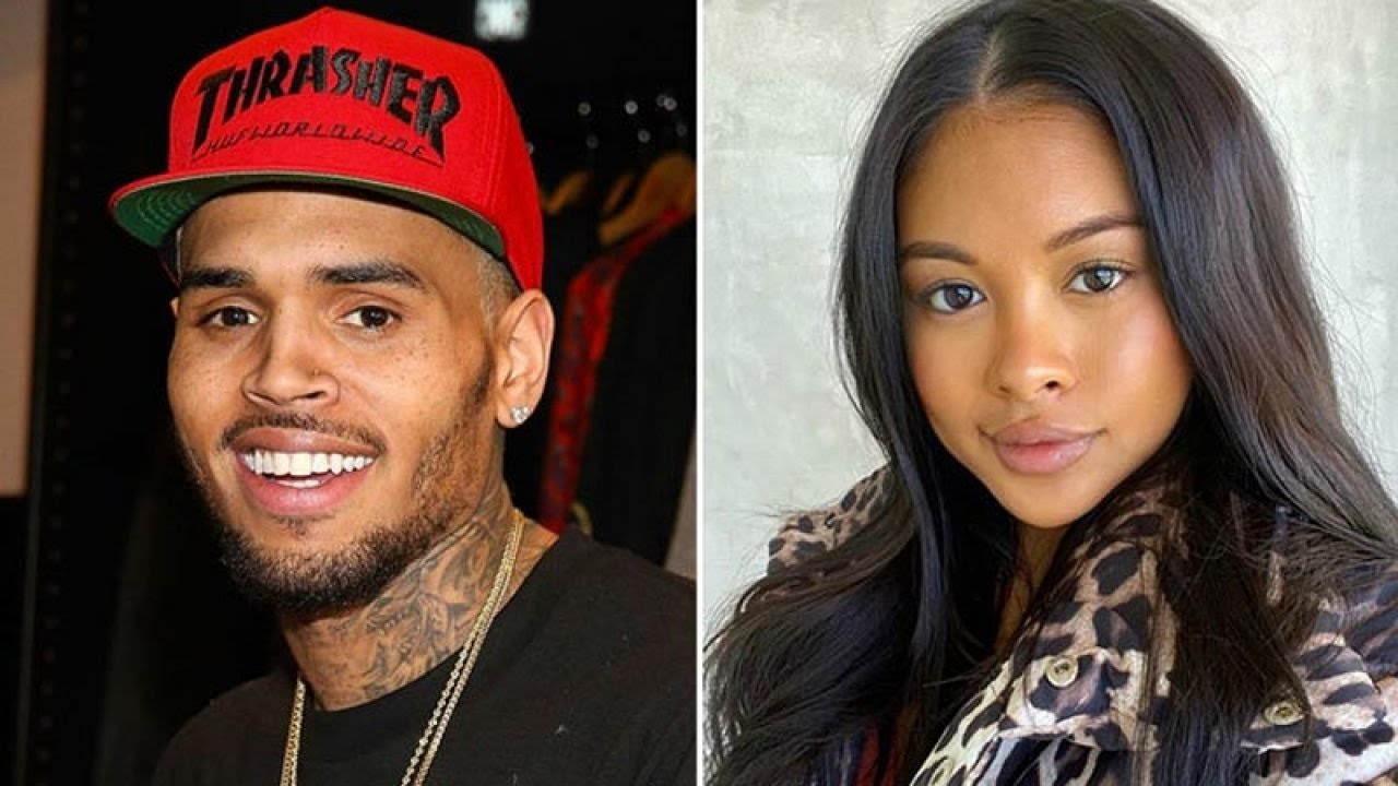 Download Chris Brown's Ex-Ammika Harris Shares PIC Of Her Smiling Son Aeko Leaves Fans In Their Feelings