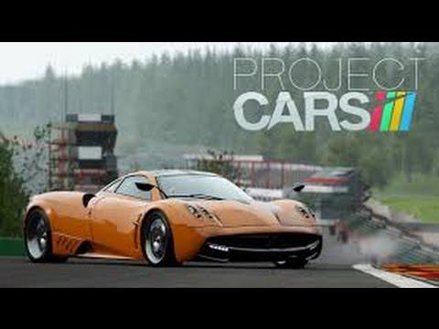 Project CARS #01 [Deutsch] - Crashes und Fails