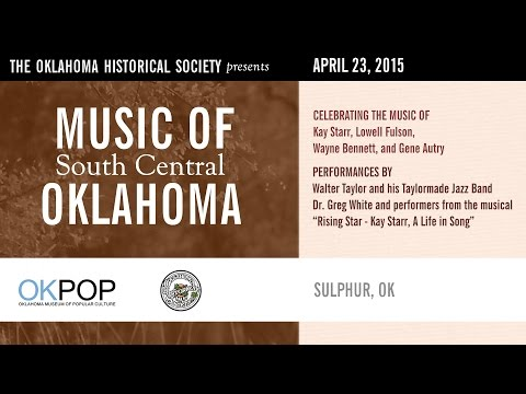 Music of South Central Oklahoma