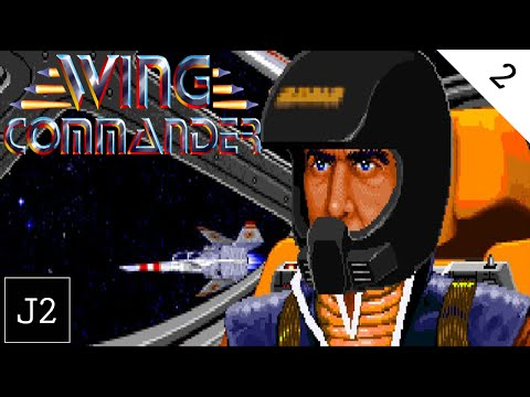 Wing Commander 1 Campaign Gameplay - First Sortie - Part 2