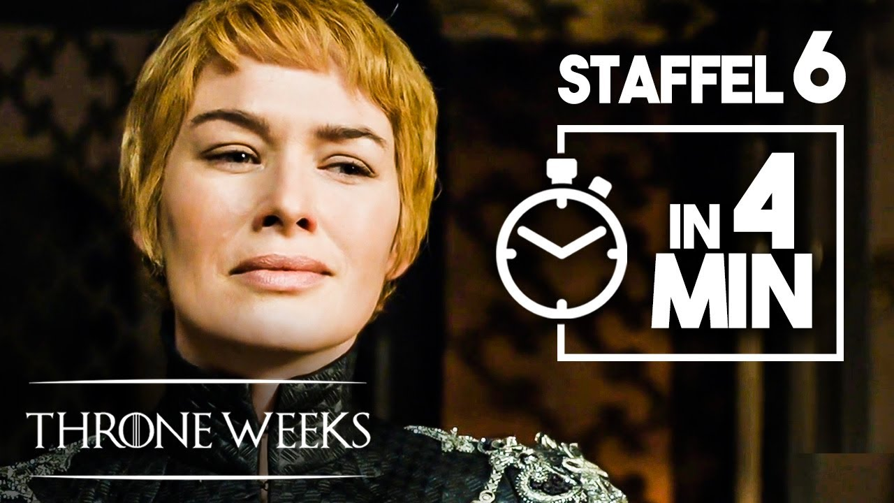 Game Of Thrones Staffel 6 Serienjunkies