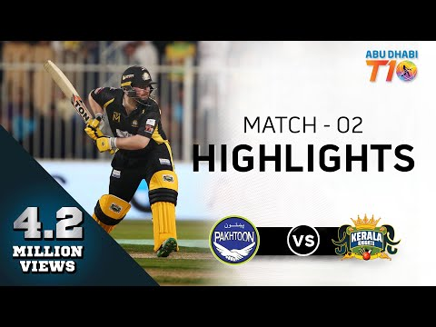 Match 2 Highlights, Kerala Knights vs Pakhtoon, T10 League Season 2