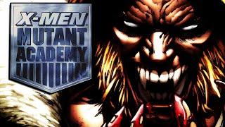 X-Men: Mutant Academy Playthrough [Sabretooth]