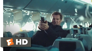 Non-Stop (2014) - 8,000 Feet Scene (9/10) | Movieclips