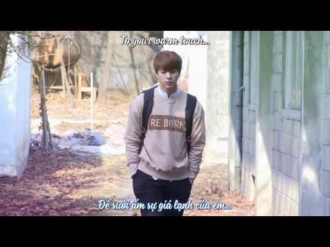 [FMV] Jin - BTS cover I Love You - Vietsub ( Jin moments )