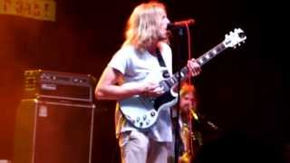 AWOLNATION - New Song -This Kid's Not Alright - Charlotte, NC - Live - Weenie Roast -2013
