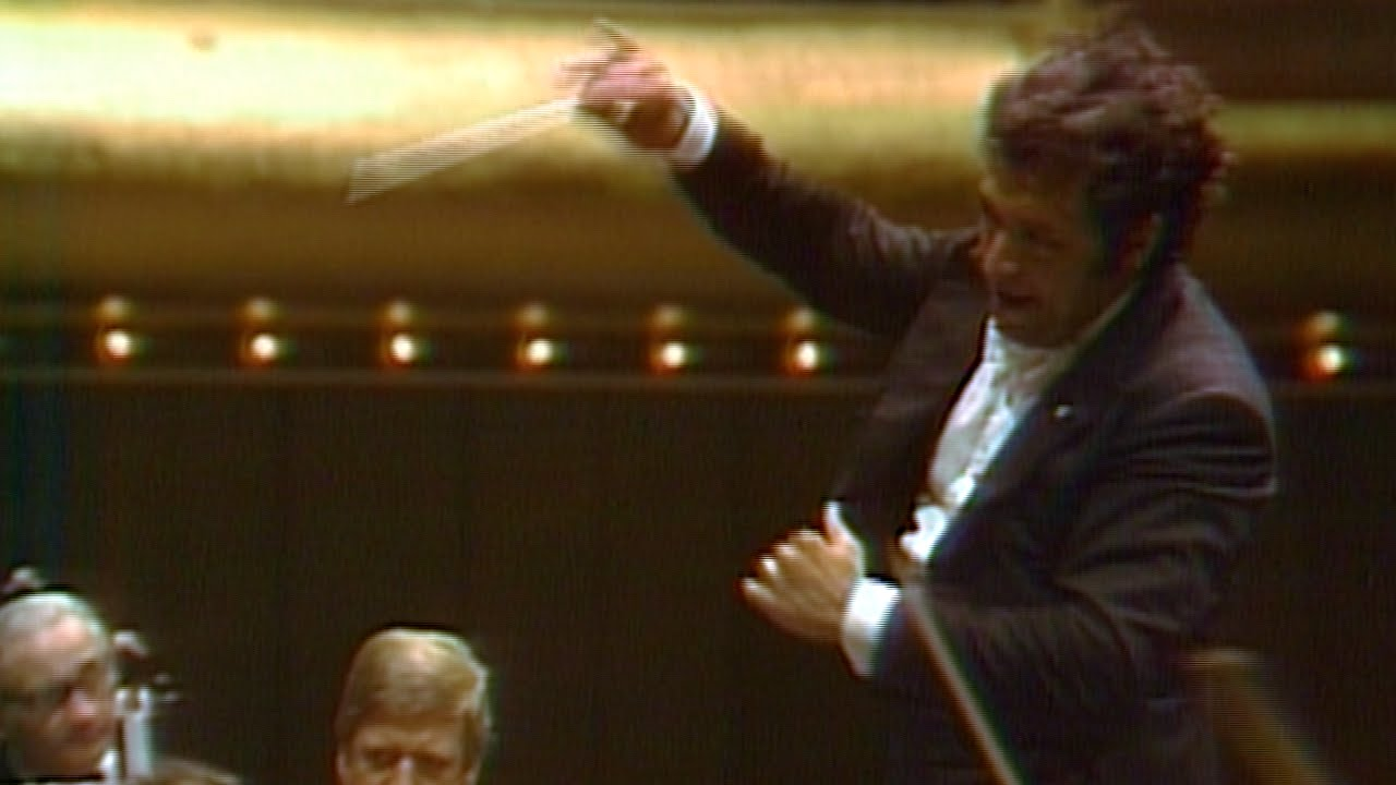 Stravinsky: Le Sacre du Printemps (New York Philharmonic, 1977)