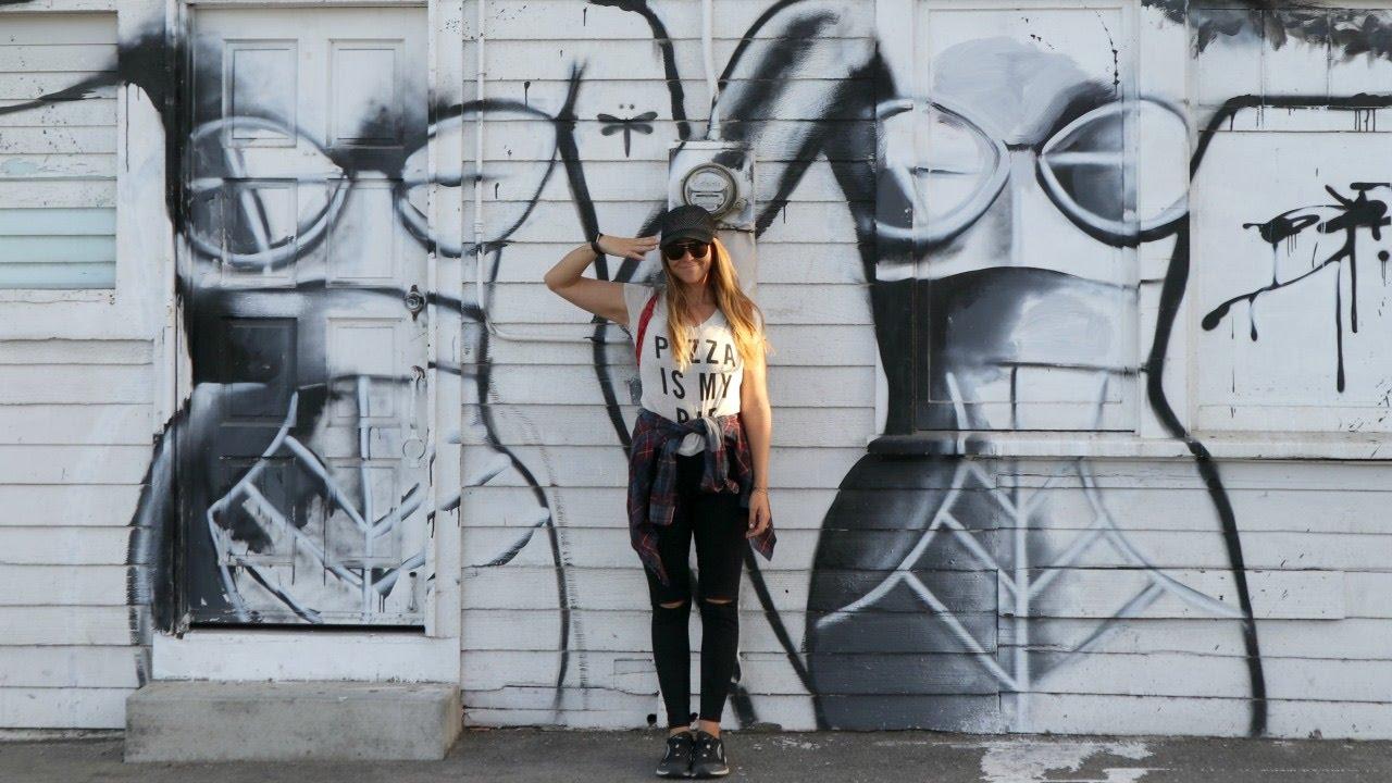 GOODBYE LA. VEGAN TACO BELL / WHAT I ATE TODAY | EP. 5