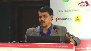 Smart City Summit, Surat 2018: Girish Sharma, General Manager- Products & Services, Netmagic