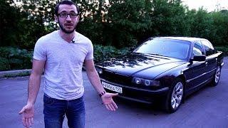 БОМБИТ BMW e38 по дешману  замена АКПП серия 11