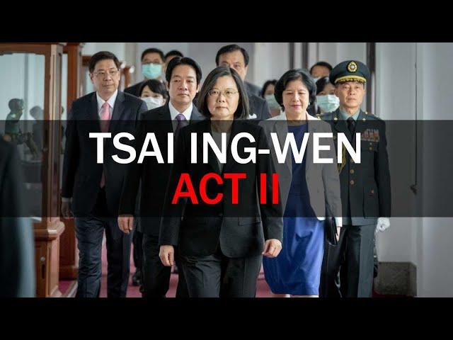 PRESIDENT TSAI: ACT II | Taiwan Insider | May 21, 2020 | RTI