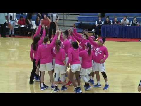 HBU Women's Basketball vs SHSU Highlights