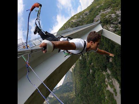 Bungee Jumping Valgadena